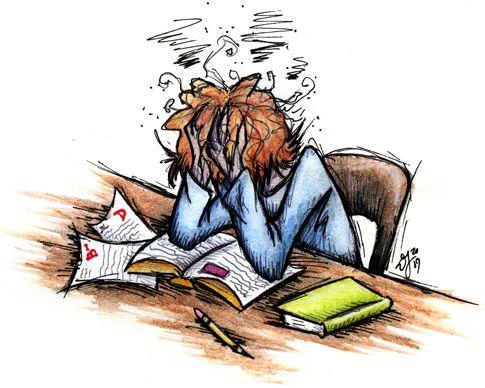 Stressz az iskolában - vizsga stressz, vizsga drukk, iskolakezdés, iskolafóbia, válás