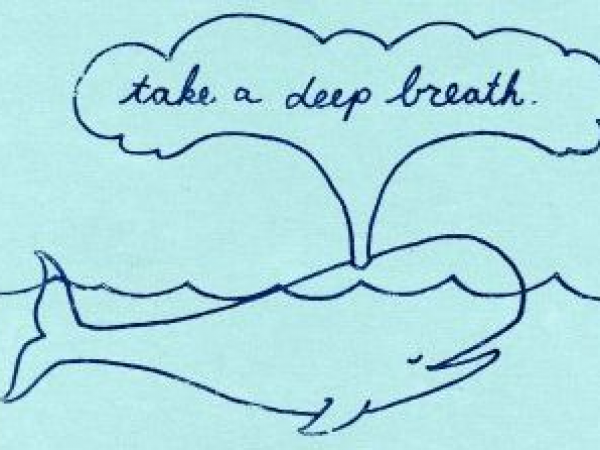 Nyugtatók helyett: relaxációs technikák - 1. Mélylégzés, hasi légzés
