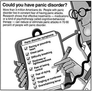 Néhány hét alatt gyógyítható a pánikbetegség - HáziPatika