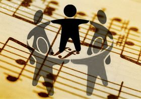 Zene közös kezelésre, Account Options