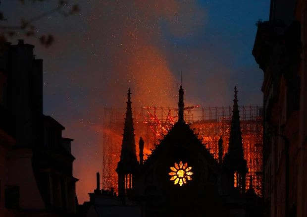 No comment - Párizs, Notre Dame