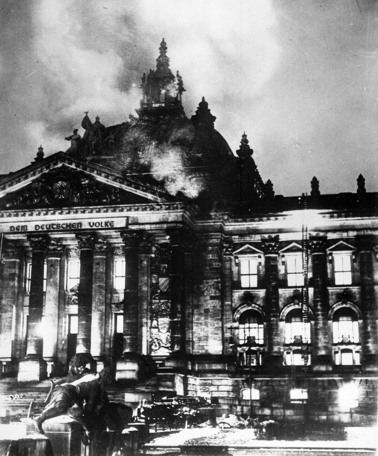 No comment - Reichstag, Berlin