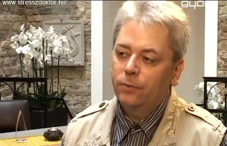 Győr + TV interjú - Dr. Kopácsi László győri pszichiáter: stressz, depresszió, pánik, alvászavar