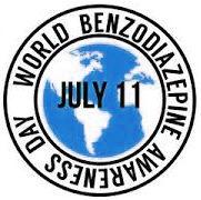 jatrogén benzodiazepin függőség, benzodiazepin megvonási tünetek világnapja